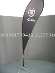 Supply Polyester 3m beach flags(China (Mainland))