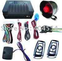 Free Fedex Shipping 10sets/lot HA-100B Built-in Central Door Lock Module One Way Multifunction Car Alarm System