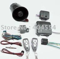 2pcs Free Fedex Shipping  HA-200B Best Selling in South American One Way Multifunction Car Alarm System