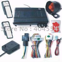 Free Fedex Shipping  10sets/lot HA-200DB Remote Engine Start One Way Multifunction Car Alarm System
