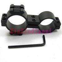 25mm*30mm Aluminum Scope Mount, flashlight mount, gun mount (SKU:0442)