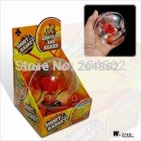 Free shipping+Flash music handheld basketball + creative toys