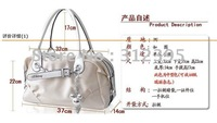 free shipping Wholesale good  beautiful@ noble@ mickey bags 3pc 37x32x14x22cm11111