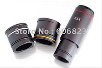 Microscope camera 0.5x  Reduction lens, eyepiece C mount adapter lens ! free shipping