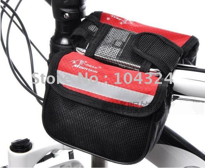 EMS FREE SHIPPING,Bicycle sport bag,folding bike bag,saddle bag(China (Mainland))