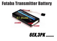 3PK 6EX 11.1v 2200mah 10C RC TX Transmitter Battery for FUTABA Radiolink T6EHP ESK T6EHP-E WFLY KDS TX toys helikopter