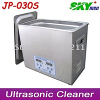 LCD ultrasonic cleaner 30min adjustable, with basket, non-toxic, 1 year warranty