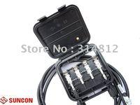 solar panel junction box, IP65, TUV standard, free shipping