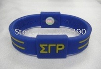 Wholesale silicone bracelet/ healthy products/ 100pcs/lot free shipping by DHL