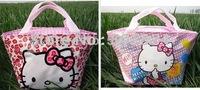 Beautiful Hello kitty cute lunch bag 2PCS #00