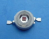 Free Shipping 1watt Green 520-530nm High Power LED Lamp 60-80lm with CE&ROCHS