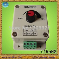 TA-MD02 High quality DC24V 8A manual LED dimmer