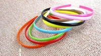 Free Shipping 20pcs/lot Mix Color Resin Hairband Hair Ornaments HJ08
