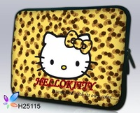 Free FEDEX Shipping 14.4inch Hot Selling Brand New Hello Kitty Laptop Notebook Sleeve Bag Case