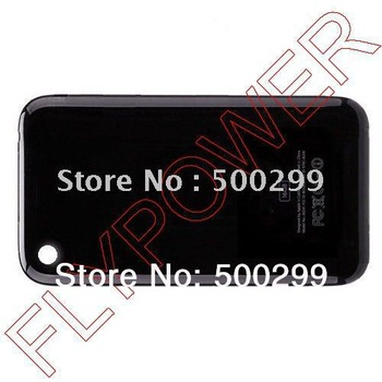 For iphone 3GS battery cover, back cover, battery door by free shipping;  HQ; 5pcs/lot