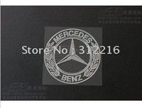 wholesale free shipping Mercedes / Benz / BENZ / metal thin paste / nickel alloy car sticker / car standard Mercedes-Benz badge
