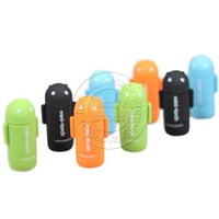 New Arrival USD colorful Mini LED Flashlight Freeshipping
