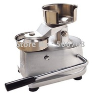 Free shipping ~ Manual hamburger patty forming machine, bakemeat former, meat pie maker