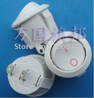 3A 250V diameter:20mm circular  Switch Ship switch