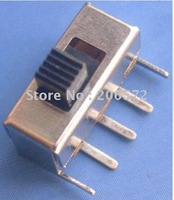 L:12mm toggle switch slide switch New products and ROHS
