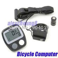 LCD Bike Bicycle Meter Speedometer Computer Odometer