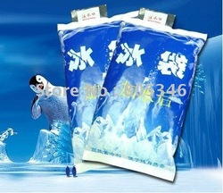 freezer packs bag ICE PACK Gel REUSABLE Shipping Medical Food Camping storage(China (Mainland))