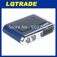 Solar car air purifier / clean machine / can be use in home /Anion / Ozone