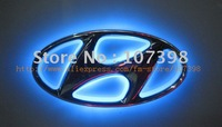 option one,car logo light for HYUNDAI Elantra-10,car badge lamp,auto led light,auto emblem led lamp