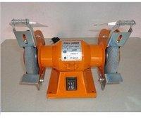 Grinder,bench grinder, Polisher,Jewelry Polishing Machine,150mm bench grinder with grinder with soft start Free shipping