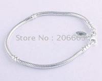 1pcs Sterling Silver bracelet BR003