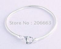 1pcs Sterling Silver bracelet BR004