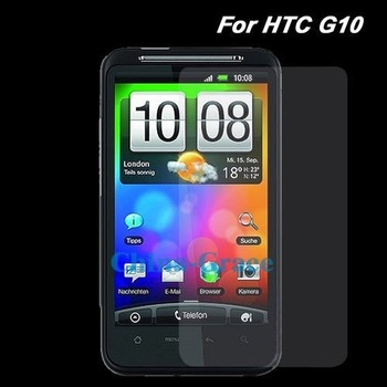 Clear Screen Protector For HTC Desire HD G10 T147-B