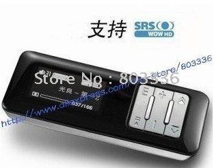 10pcs/lot! Original Brand new Teclast X19+ MP3 Player 4GB, 1 Inch OLED Screen FM, Fast shipping!