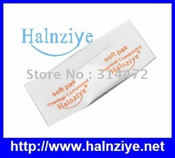 Free shipment High performance Halnziye CPU Heatsink Grease HY550(China (Mainland))