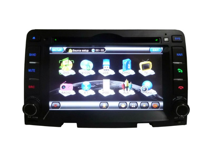 7 inch Special Car DVD Player for Hyundai i30 with GPS for Europe(China (Mainland))