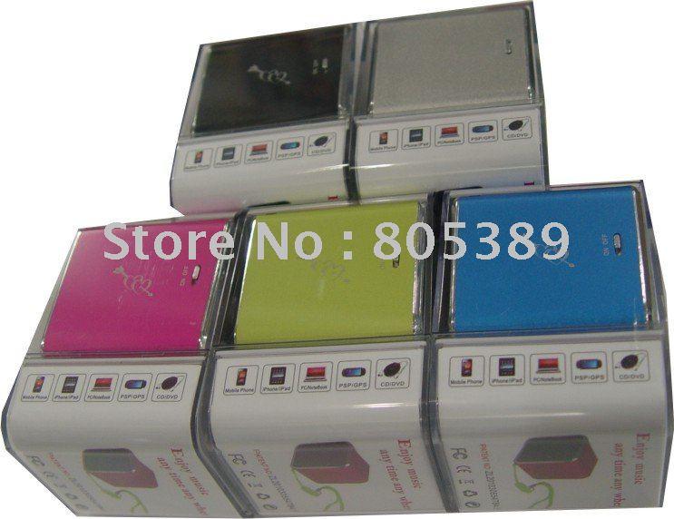 Music angel Speaker, mini speaker,multimedia speaker, portable speaker, TF card speaker w/FM,MD07
