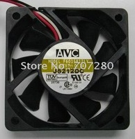 Original  AVC 6015 F6015B12LY 12V 0.1A Ball Bearing Cooling Fan