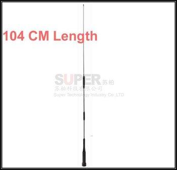 dual band 144/430Mhz antenna,150W 6 dbi,car vehicle FM radio station antenna,car radio walkie talkie interphone antenna,DHLfree