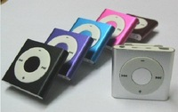 New arrival 6th clip mp3 player mini mp3 music player mp3 player with TF Slot support TF CARD  free shipping 10PCS/LOT
