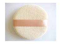 50pcs/lot free shipping Cosmetic Puff/Face Powder/Loose Powder/ Makeup Tool 58mm