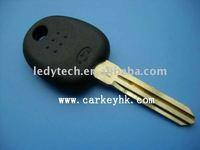 Good quality Hyundai Accent transponder key shell