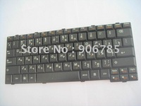 New MP-08K13SU-6861 laptop keyboard for RU version  for Lenovo S12 BLACK