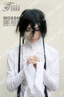 COSPLAY Wig Saint Seiya THE LOST CANVAS ALONE black
