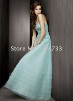 bridesmaid  prom gown  celebration dress customize online sale EMS free shipping PB003