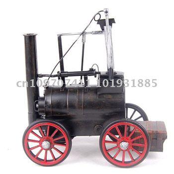 Metal craft, decorative gift, home decoration, metal ornamnet autocar model,furnishings iron MK8121  0608