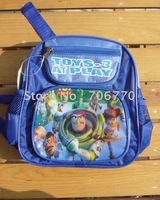 Free Shipping  lots/6pcs New toy story kid'sschool bag backpacks lovely cute cool