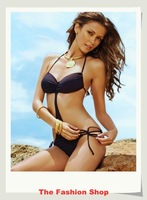 FREE SHIPPING!2012 New arrival fashion swimwear,sexy lady's swimsuit,sexy bikini,Size S/M/L,NA40308,White