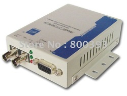 Factory Direct Sales,RS232 to Fiber Converter,Optic fiber modem,Single-Mode,Single Fiber,80KM(China (Mainland))