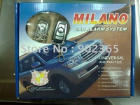 milano car alarm (HOT SALE)