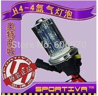 12V 55W H4-4 (Bi-xenon) 4300K-12000K Bright Car xenon light Hi/Low BULBS Bi XENON HID KIT Ballast Wholesale & Retail